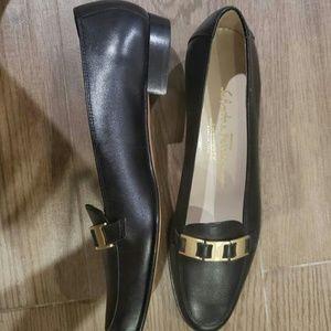 Brand new salvatore ferragamo loafers